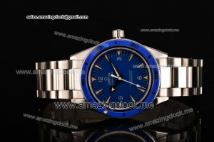 Seamaster 300 Master Co-Axial SS Blue Dial - Clone 8500 (EF)