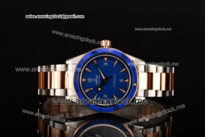 Seamaster 300 Master Co-Axial TT Blue Dial - Clone 8500 (EF)