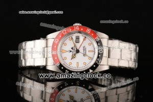GMT-Master Vintage 16710SAW SS White Dial - A2846