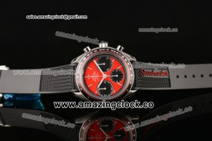 Speedmaster Racing Chrono SS Red Dial - A7750