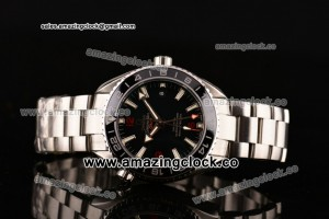 Seamaster Planet Ocean GMT Red Numerals - A2824 (BP)
