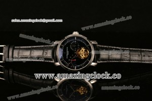 Malte Moon Phases Black Dial - AST25