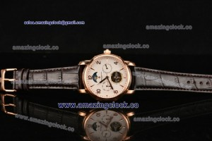 Malte Moonphase White Dial - AST25