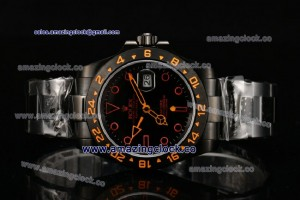Submariner Bamford GMT PVD Red Markers - A2813/A2836