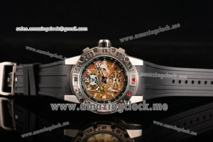 Richard Mille RM 025 SS Rose Gold Dial - Seagull ST25