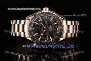Seamaster Planet Ocean 600M SKYFALL Limited Edition Black Textured Dial - Clone 8500 (EF)