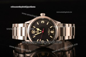 Heritage Ranger Full SS Black Dial - A2824 (ZF)