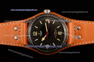 Heritage Ranger PVD Black Dial - A2824 (ZF)