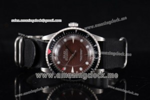 Milgauss Vintage SS Brown Dial - A2813