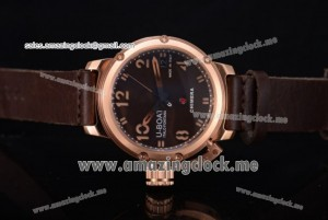 Chimera Automatic RG Brown Dial - AST25