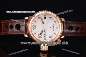 Chimera Automatic RG Stick/Arabic Numeral Markers White Dial - AST25