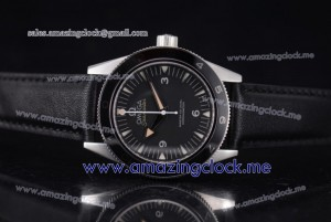 Seamaster 300 Master Co-Axial SS Black Dial - Clone 8400 (YF)