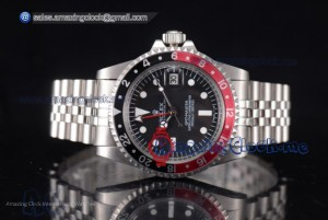 GMT-Master Vintage Black Dial SS - A2813