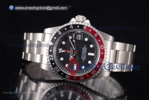 GMT-Master Vintage SS Black Dial - A2813