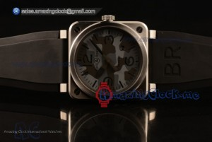 BR 03-92 Camouflage Steel Camouflage Dial - Miyota 9015 Auto