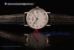 Classique Steel White Dial - 9015 Auto (AAAF)