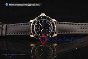 Fifty Fathoms 500 Steel Blue Dial - 2824 Auto (ZF)