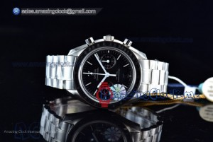 Speedmaster Moonwatch Professional Black Dial  - Clone Omega 9300 Automatic