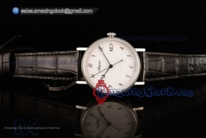 Classique  SS White Dial - Japanese Miyota 9015 (FF)
